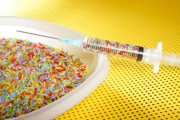 sugar syringe