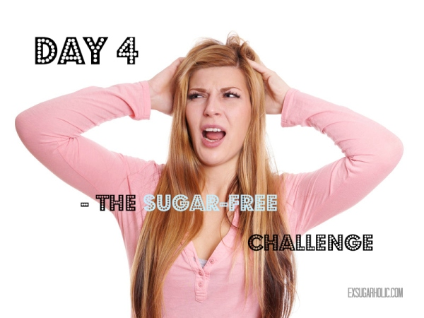 Day 4 - woman tearing her hair (blog)