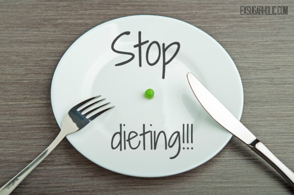 Stop dieting (blog)